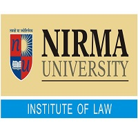 NIRMA UNIVERSITY-  INSTITUTE OF LAW