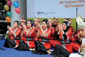 Singapore- A hub for Ivy League universities