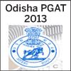 About Odisha Post Graduate Admission Test - Odisha PGAT 2013