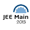 About JEE Main 2013