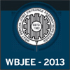 West Bengal joint Entrance Exam 2013- WBJEE