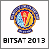 About Birla Institute of Technology and Science Admission Test 2013- BITSAT 2013