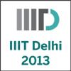 About IIIT Delhi Entrance Exam 2013 -  Indraprastha Institute of Information Technology, Delhi Engineering Entrance Exam