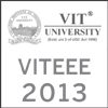 VITEEE 2013 Important Instructions
