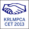 About  KRLMPCA CET 2013 - Karnataka Religious and Linguistic Minority Professional Colleges Association Common Entrance Test 2013