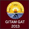 GITAM Application Form 2013 Procedure