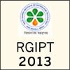 Rajiv Gandhi Institute of Petroleum Technology Entrance Exam-RGIPT 2013