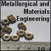 Metallurgical and Materials Engineering