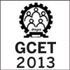 GCET 2013 Programmes