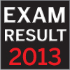 GCET 2013 Results
