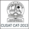 CUSAT CAT 2013 Fee Structure
