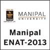 Manipal ENAT 2013 Reservation Criteria