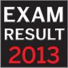 MT CET 2013 Result
