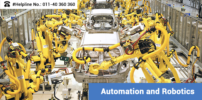Automation And Robotics Engineering