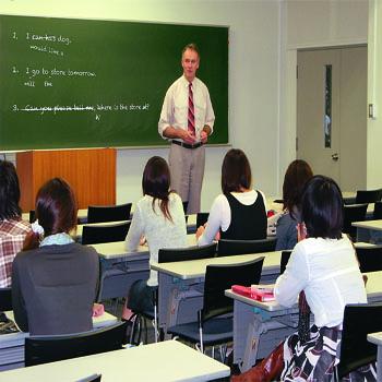 Global courses near home