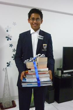 """Class 12 topper Rohan: """"Academics is not everything!"""""""