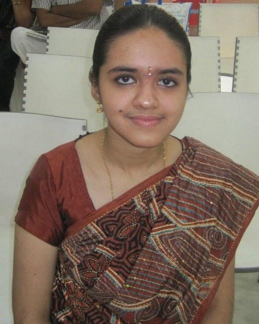 """Love what you do,"" says CS topper & Finance whiz Bharathi"