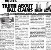 IIPM - Best only in claims?