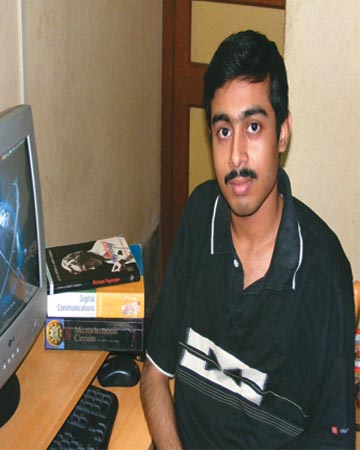 """Abhishek Sinha, GATE topper: """"Publishing papers gives you an edge"""""""
