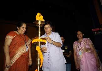 Suraksha Self Defense Training Programme to females at Amity University