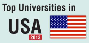 Best Universities In Usa >> Top Universities In Usa 2013