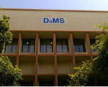 IIT Madras DoMS Final Placement Report 2013