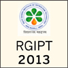 RGIPT: M.Tech (Chemical Engg) 2013 Application Form!