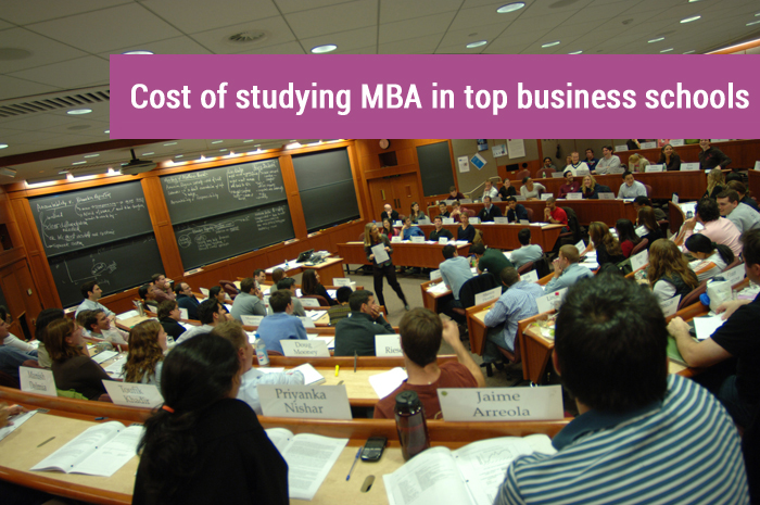 MBA in Top Business Schools - Tuition fee across Countries