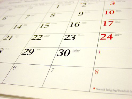 GPAT 2015 Important Dates
