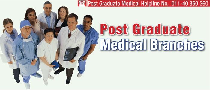 Post Graduate Medical Courses