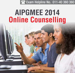 AIPGMEE 2014 Online Counselling