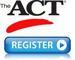Register for ACT April 2014