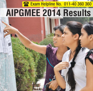AIPGMEE 2014 Result