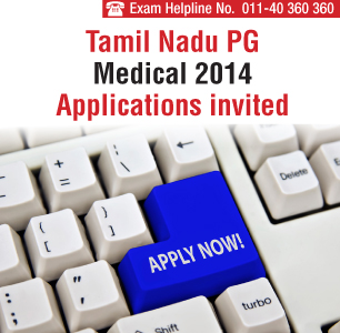 TN PG Medical 2014 Application Form