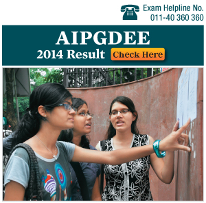 AIPGDEE 2014 Result