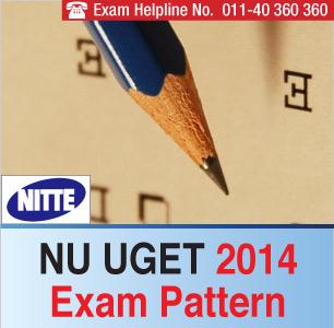 NUUGET 2014 Exam Pattern