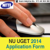 NUUGET 2014 Application Form