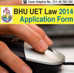 BHU LL.B 2014 Application Form