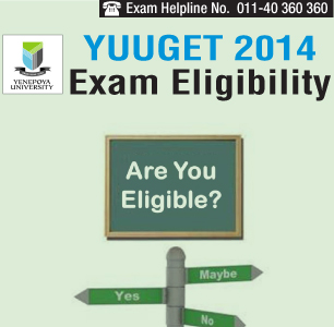 Yenepoya University Medical Entrance Exam Eligibility 2014