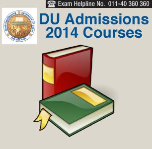DU B.A. (Hons.) Courses