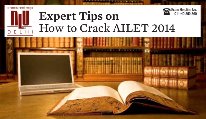 Expert Tips on How to Crack AILET 2014
