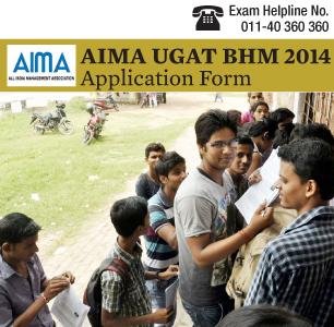 AIMA UGAT BHM 2014 Application Form