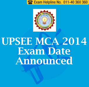UPSEE MCA 2014 to be held on April 27, Applications starts from March 15