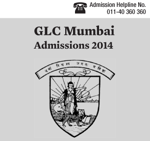 GLC Mumbai Admission 2014