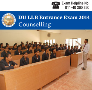 DU LLB 2015 Counselling