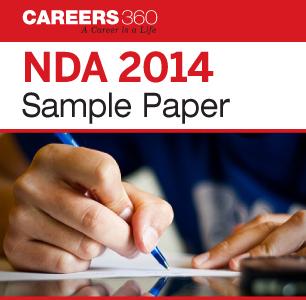 NDA 2014 Sample Paper
