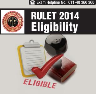 RULET 2014 Eligibility