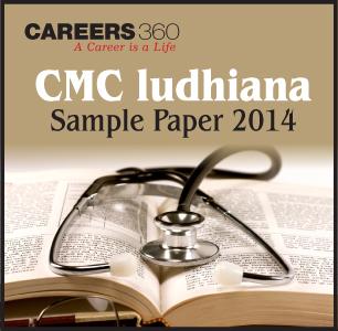 CMC Ludhiana Medical Entrance Exam Sample Paper 2014