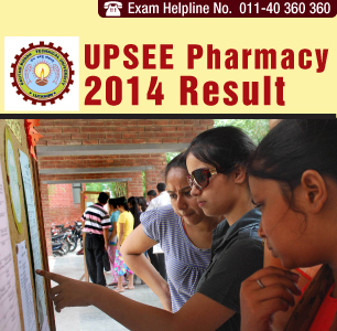 UPSEE Pharmacy 2014 Result