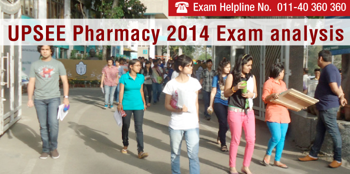 UPSEE Pharmacy 2014 Exam Analysis